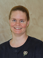 Laura Kettering, manager of Buckeye Library